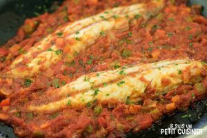 Recette Maquereau sauce tomate