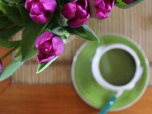 Recette Soupe green