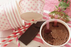 Recette Mousse au chocolat vegan