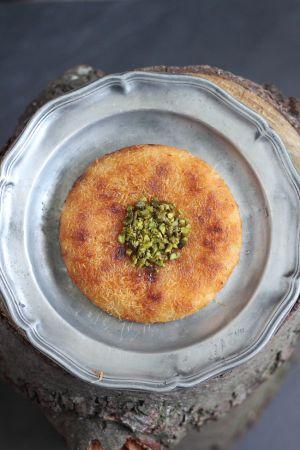 Recette Konafa au fromage