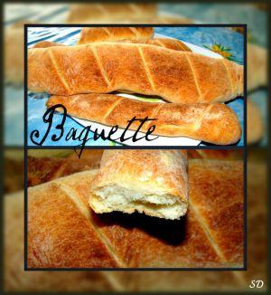 Recette Baguette