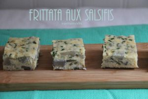 Recette Frittata aux salsifis