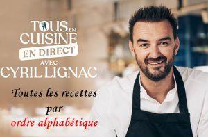 Recette Poireaux vinaigrette yaourt acidulé de Cyril Lignac