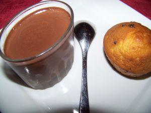 Recette Mousse au chocolat au fromage frais