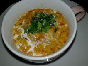 Recette Dahl au curry & soupe de lentilles corail (recette indienne)