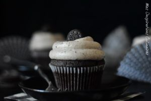 Recette Cupcakes aux Oreo