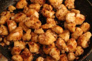 Recette Nuggets de poulet à la chapelure