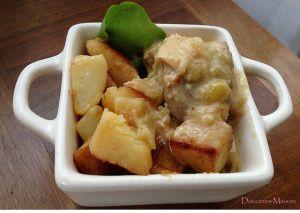Recette Filet Mignon de Porc au Camembert