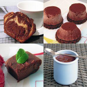 Recette Crumble au chocolat