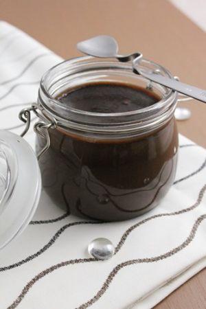 Recette Pâte à tartiner chocolatée