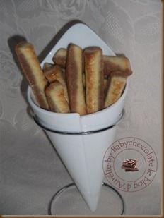 Recette Doigts de gourmandises classique avec mes fingers