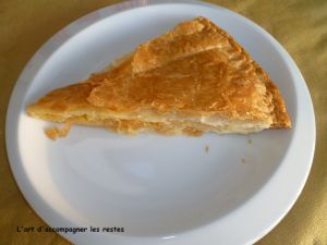 Recette Galette noisette-citron (meilleur pâtissier)