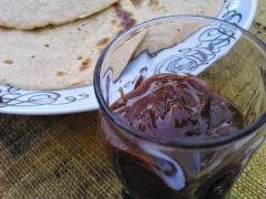 Recette Pâte à tartiner choco-noisettes ig bas (fait maison)