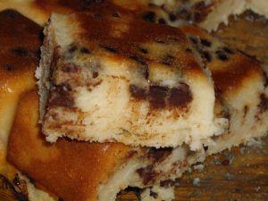 Recette Cuajada noix de coco et pépites de chocolat