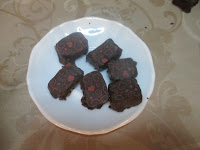 Recette Friandises au chocolat
