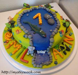 Recette Combien de pâte à sucre ou d'amande pour couvrir un gâteau ?