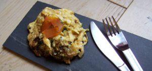 Recette Frittata à la poutargue de mulet pour mon premier «tour en cuisine»
