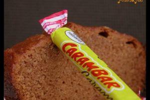 Recette Cake au carambar