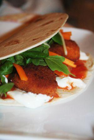 Recette Tortillas aus nuggets de poulet Iglo
