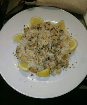 Recette Riz aux fruits de mer