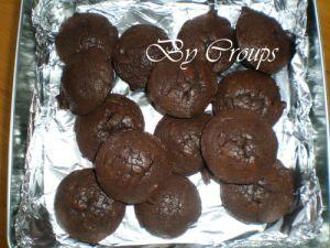 Recette Bouchée au nutella