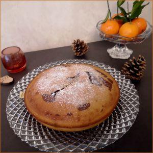 Recette Marbré chocolat mandarine