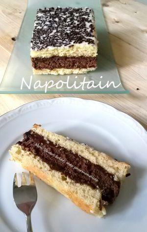 Recette Napolitain ... oui mais fait maison