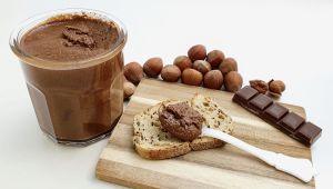 Recette Pâte à tartiner aux noisettes et chocolat