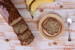 Recette Banana bread aux amandes
