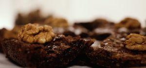 Recette Brownie vegan et sans gluten