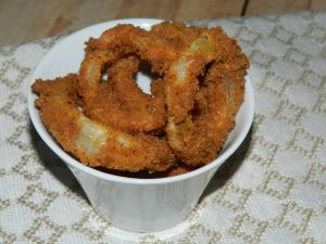 Recette {Accompagnement} Oignons frits
