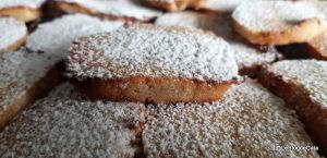 Recette 'Macarons d'Amiens' d'Isca (variante ig bas/ low carb)