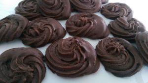 Recette Sablé viennois au chocolat