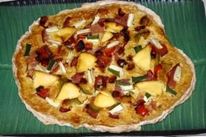 Recette Pizza aux chips