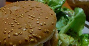 Recette Hamburger au jambon