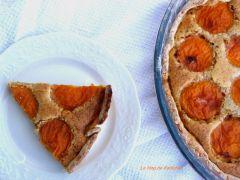 Recette Tarte aux abricots : La tarte de cette été