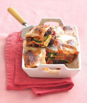 Recette Lasagnes aux légumes grillés