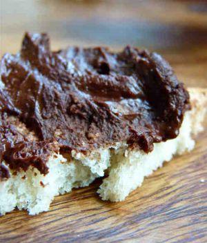 Recette Pâte à tartiner : Nutella maison bio