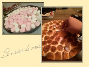 Recette Chamallow choco