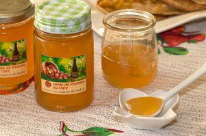 Recette Gelée de pommes au cidre