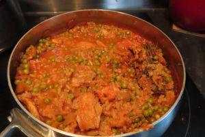 Recette Poisson à la sauce tomate