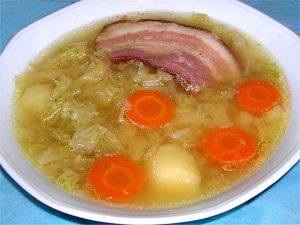 Recette Soupe au Chou