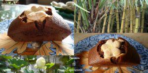 Recette Mini Cakes Chocolat, Fleur de Chamallow