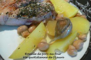 Recette Rouelle de porc au four