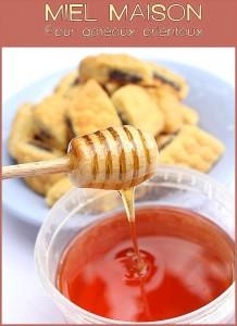 Recette Sirop de Miel au sucre pour gateaux orientaux