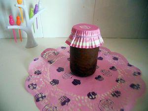 Recette Pâte a tartiné chocolat praliné