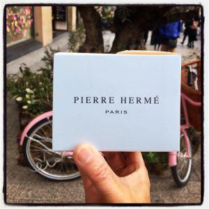 Recette Deux  Jours  à  Paris  &  une  Tarte  au  Citron  Signée  Pierre  Hermé  ( et  un  peu  Soledad )   !