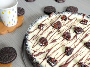 Recette Oreo Pie – Tarte Oreo