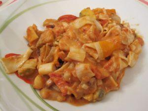 Recette Rougail poisson/fruits de mer