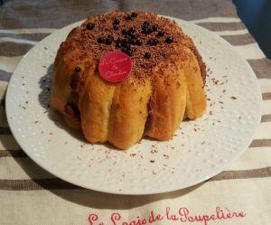 Recette Charlotte à la pâte à tartiner chocolat - noisette